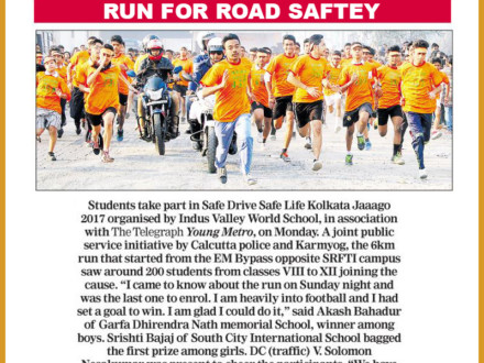 IVWS Grand Marathon | Indus Valley World School
