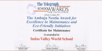 Telegraph School Awards for Excellence 2017