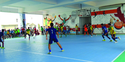 Futsal: Indoor Football Tournament At IVWS