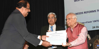 Heads Of Schools Felicitated On United Nations Day