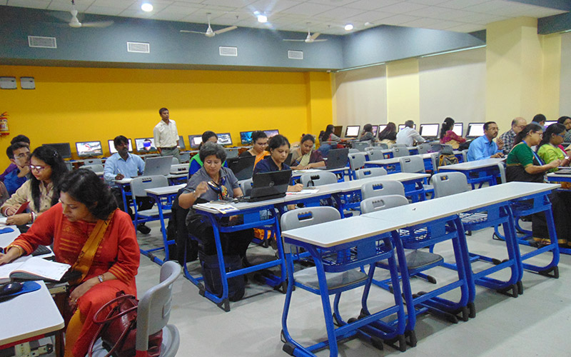 Indus Valley World School Becomes The First Microsoft Showcase School In The City
