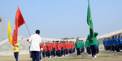 IVWS Annual Sports Meet on 17th December 2017