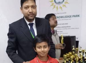 24 Parganas District School Chess Competition 2020