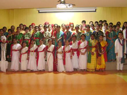 Rabindra Jayanti celebrationRabindra Jayanti celebration