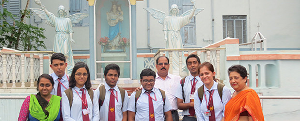 EDUCATIONAL TRIP FOR HIGHER SECONDARY- HUMANITIES SECTION