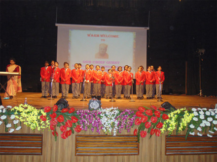Annual Day Performance ' Ramayana' by Pre – Primary Section of Indus Valley World School