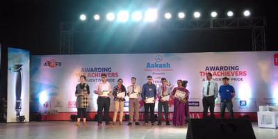 IVWS students win The Edu Shine Award