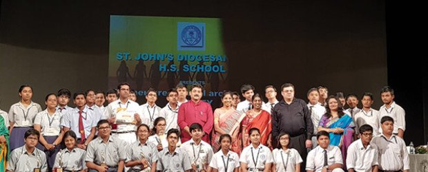 St Johns Diocesan school recently organised a Quiz