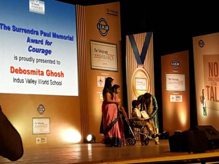 Award for Courage