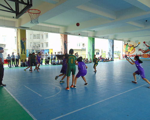Rebound The Basketball Tournament