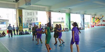 2-Rebound The Basketball Tournament