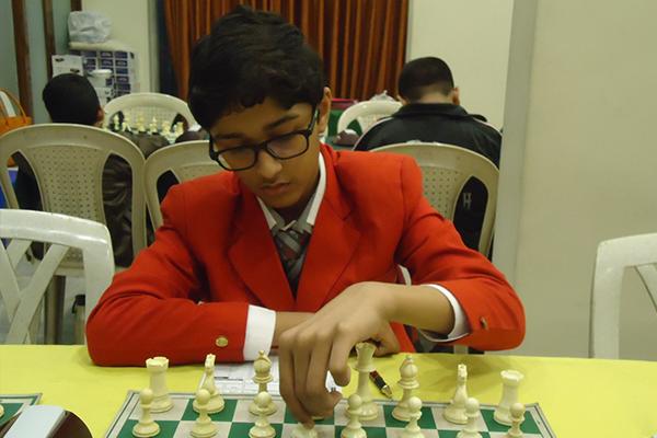 Chess Tournament 2018