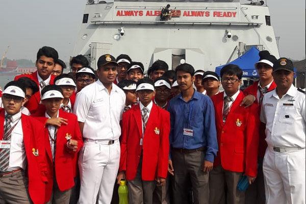 Navy Day Celebration