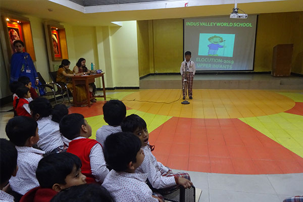 Inter-Class Recitation Competition