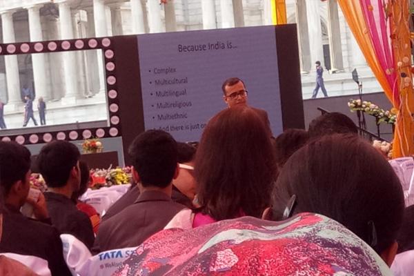 Kolkata Literary Festival at Victoria Memorial
