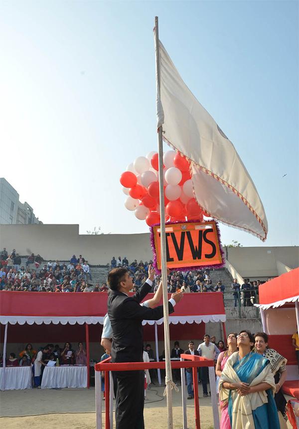IVWS Junior Wing Sport Meet 2018-19