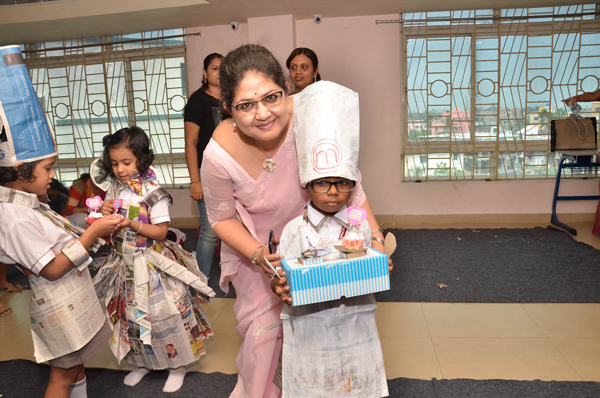 Mother's Day Celebration (Pre-Primary & Grade 1)
