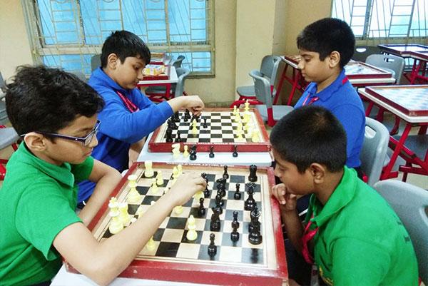 Inter House Chess Tournament
